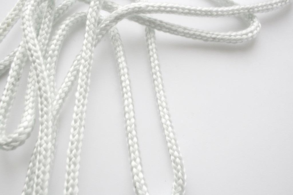Stiklo pluošto pinta virvė